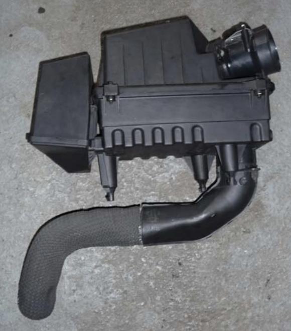 Throttle Position Sensor Wiki: Zetec (Black Top) Airbox